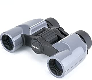 Carson Mantaray 8x24mm Porro Prism Compact Binoculars For Travel, Camping, Hiking, Bird Watching, Sporting Events, Concerts and Outdoor Adventures (MR-824)