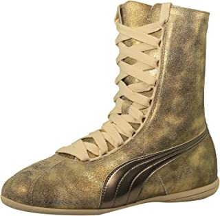 PUMA Women's Eskiva Hi Metallic High-Top Fashion Sneaker