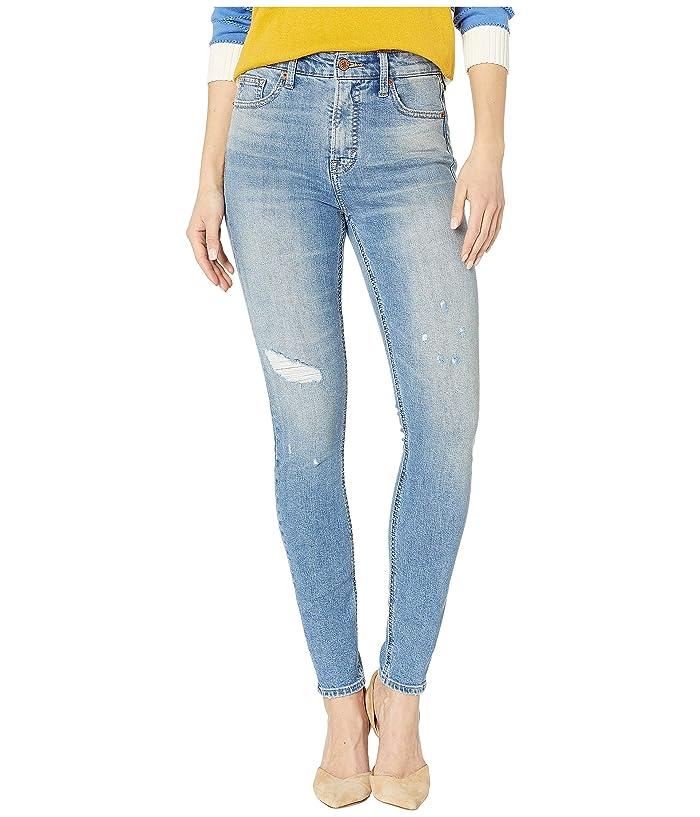 Lucky Brand  Bridgette High-Rise Skinny Jeans in Toronto (Toronto) Womens Jeans