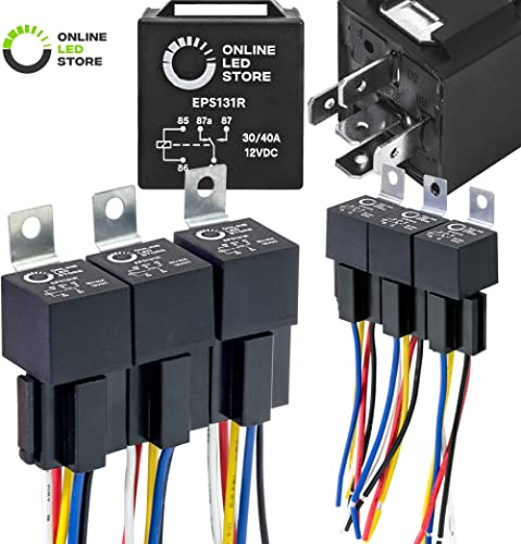 3 Position Rotary Switch Off//On//On Side Headlights Fan Kit Car 12v 12 volts boat