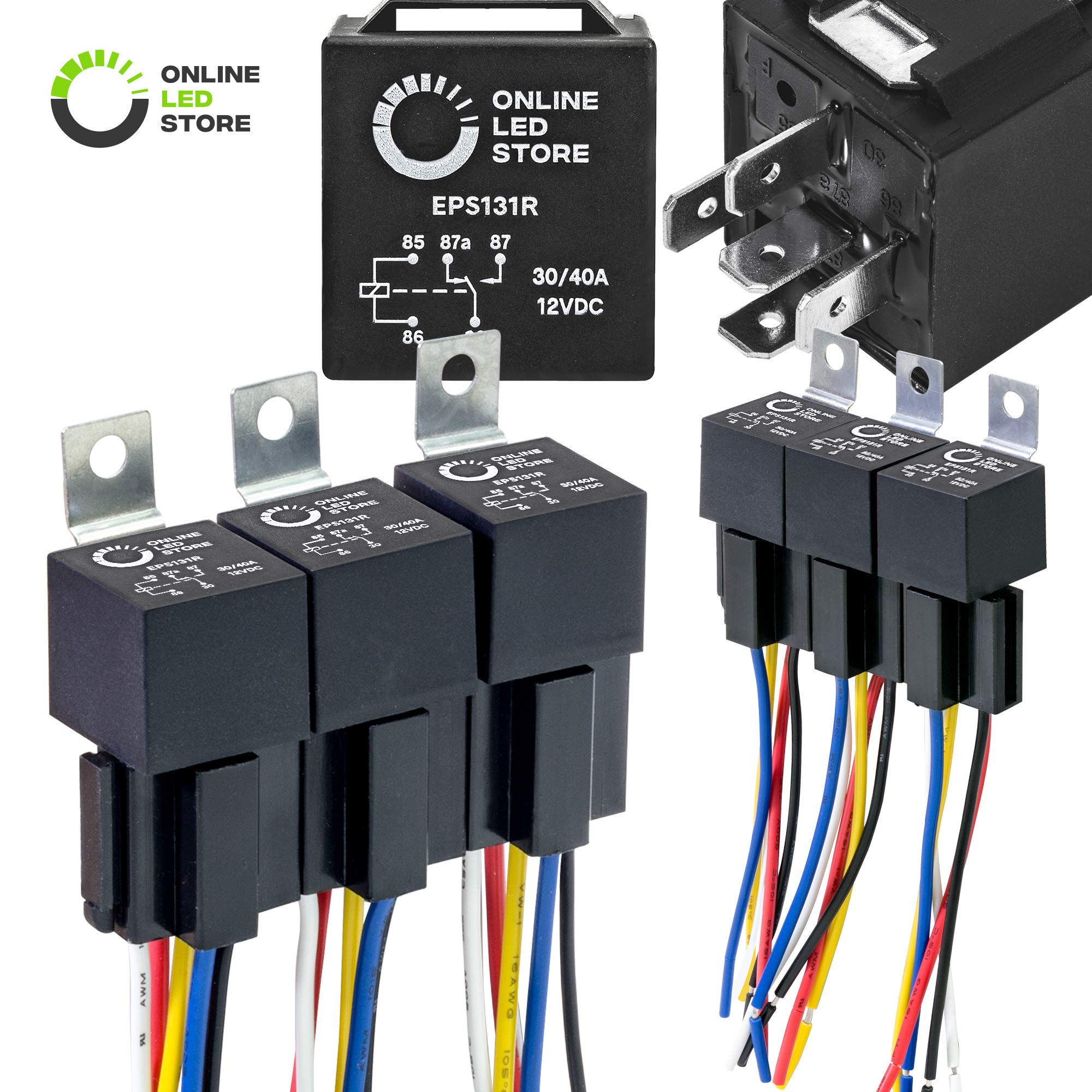 Superb To Use A 12V Relay With The Oem Remote Wire Electrical Wiring Wiring Cloud Cosmuggs Outletorg