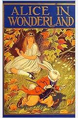 Alice in Wonderland: illustrated Kindle Edition
