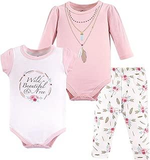 Little Treasure Unisex Baby Bodysuit and Pant