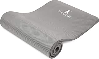 """ProsourceFit Extra Thick Yoga and Pilates Mat ½"""" (13mm) or 1"""