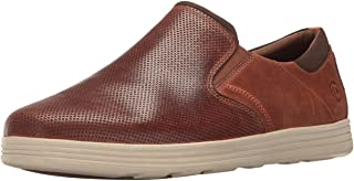 Men's Colchester Slipon Fashion Sneaker, Marrone, 16 4E US