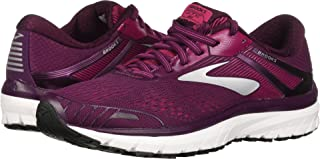 Brooks Women's Adrenaline GTS 18 Purple/Pink/Silver 6 B US B (M)