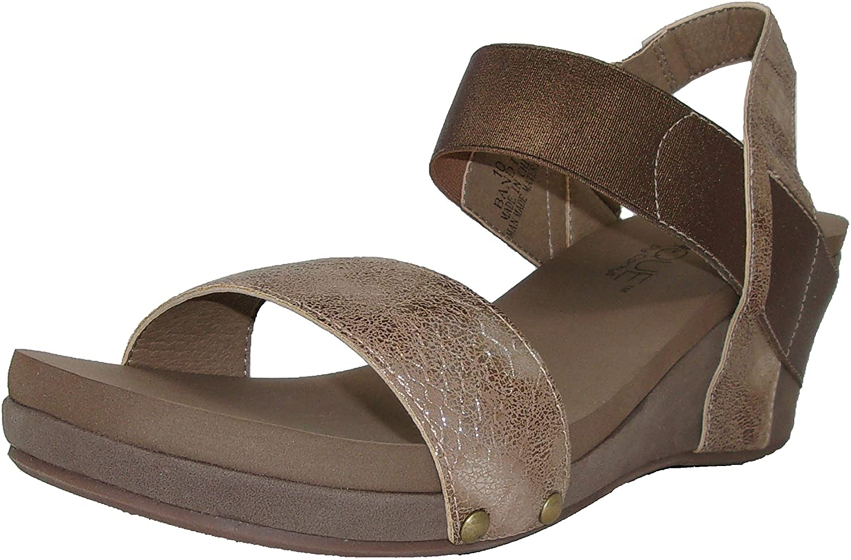 Corkys Footwear Women's Bandit Wedge Sandal