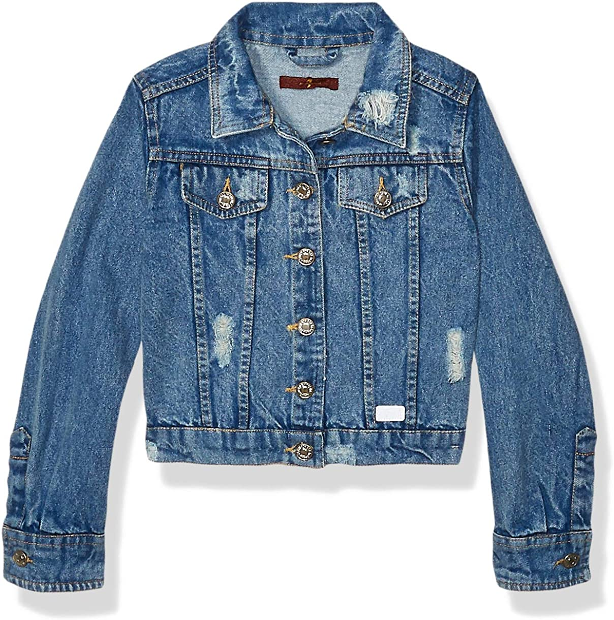 40% Cheap mail order shopping OFF Cheap Sale 7 For All Jacket Girls' Mankind