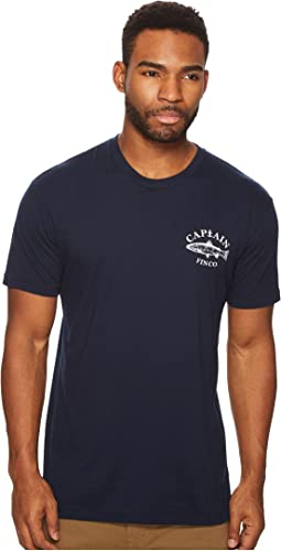 Captain Fin - Fishy Premium Tee