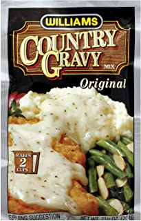 Williams - Gravy,Country, 12 x 2.5 OZ