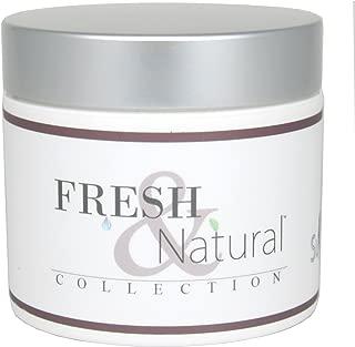 Fresh & Natural Skin Care Sugar and Shea Body Polish, Blackberry & Plum, 4 Ounce