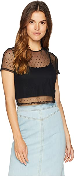Coucou Lola Cropped Tee