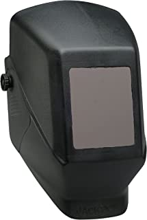 Jackson Safety Fixed Shade W10 HSL 100 Welding Helmet (14975), Black, 4 Units / Case