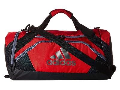 adidas Team Issue II Small Duffel (Power Red) Duffel Bags