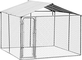 Best chain link dog kennel Reviews