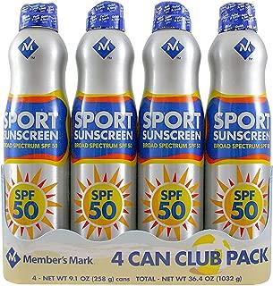Best members mark sunscreen Reviews