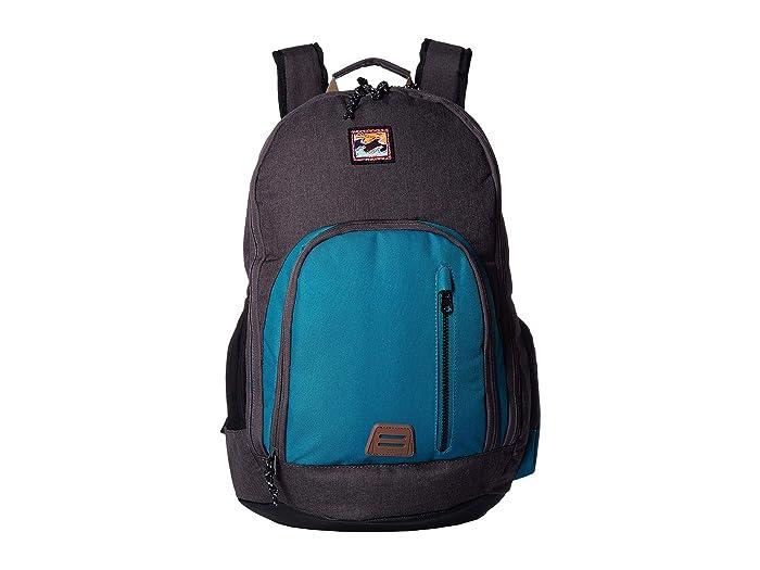 Billabong Command Pack (Teal) Backpack Bags