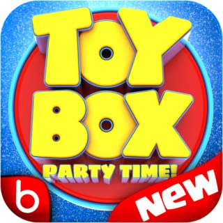 Toy Box Party Story Time - crush drop cubes puzzle game!
