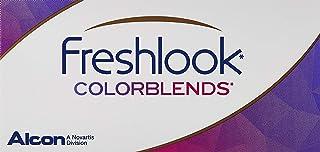 Freshlook Colorblends Pure Hazel (-3.50) - 2 Lens Pack