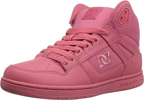 DC chaussures Rebound High, Baskets mode femme