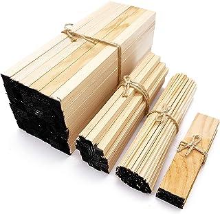 やすらぎ法具 護摩木 ごまぎ 1座分 (乳木12支セット) 仏具 壇木 乳木 百八支 付け松 手作り 寺院御用達品