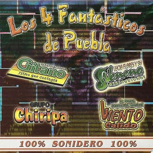 Los 4 Fantásticos de Puebla