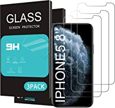 HOMEMO for Apple iPhone 11 Pro/iPhone Xs/iPhone X Screen Protector 3 Pack 5.8 inch Display,Tempered Glass 2.5D Edge Advanced HD Clarity Work with Most Case