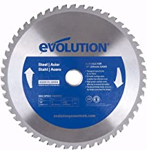 Evolution Power Tools 10BLADEST Steel Cutting Saw Blade, 10-Inch x 52-Tooth