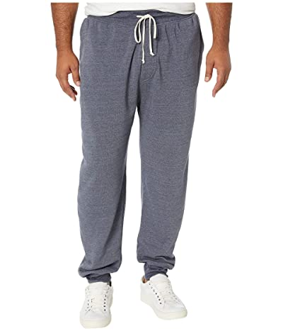 Alternative Big Tall Eco-Fleece Dodgeball Pants (Eco True Navy) Men