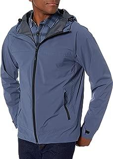 Hawke & Co Men's Rain Jacket W/Hood