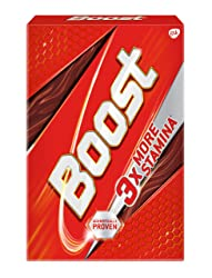 Boost Health, Energy OXYGEN CONSUMPTION 3X MORE STAMINA (CLINICALLY PROVEN) - 750 g Refill Pack