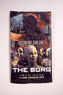 Star Trek The Borg Booster Pack (11 Cards)