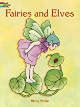 Fairies and Elves (Dover Coloring Books)