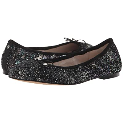 Sam Edelman Felicia (Black Multi Irridescent Sequins) Women