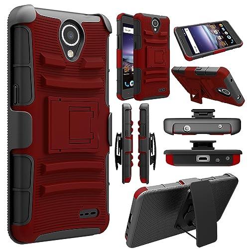 competitive price cc962 ebdec ZTE Cell Phone Case: Amazon.com