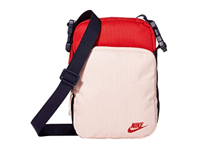 Nike Heritage Small Items 2.0 (University Red/Echo Pink/University Red) Bags