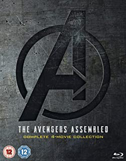 Avengers Movie Collection Best Buy