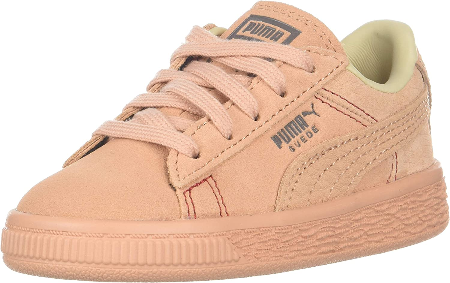 PUMA Unisex-Child Suede Classic Sneaker Basket Peach Free Shipping Cheap Bargain Gift New Shipping Free Shipping