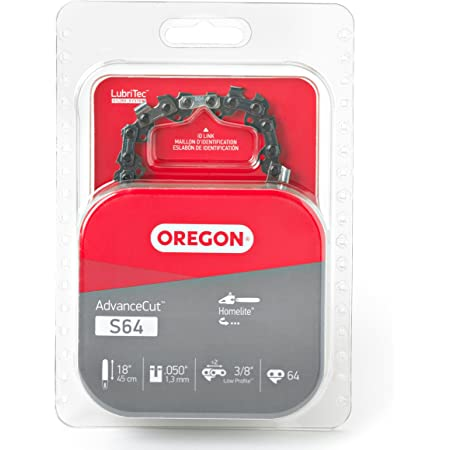 3//8 60 maillons 1,3mm Oregon 2890702 Cha/îne 72lpx060e 70