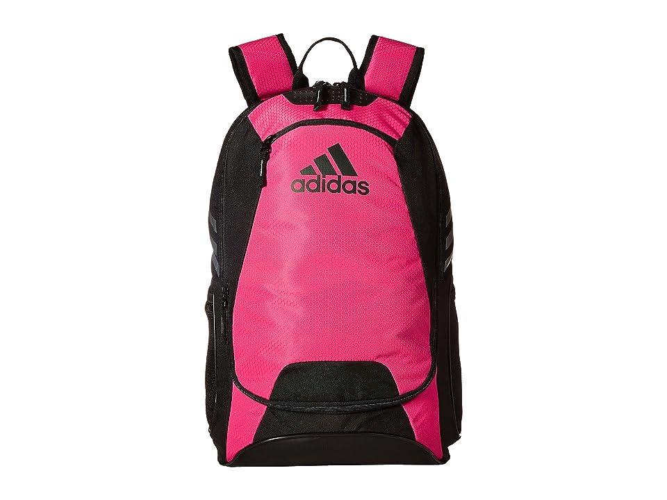adidas Stadium II Backpack (Shock Pink) Backpack Bags