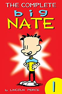 The Complete Big Nate: #1 (amp! Comics for Kids) (English Edition)
