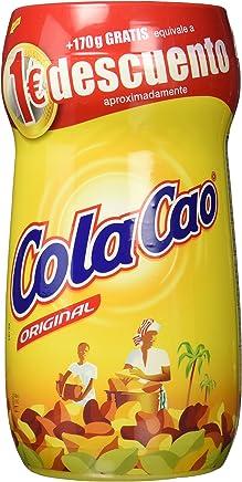 ColaCao - Original - Cacao Soluble - 800 g + 170g - [Pack de ...