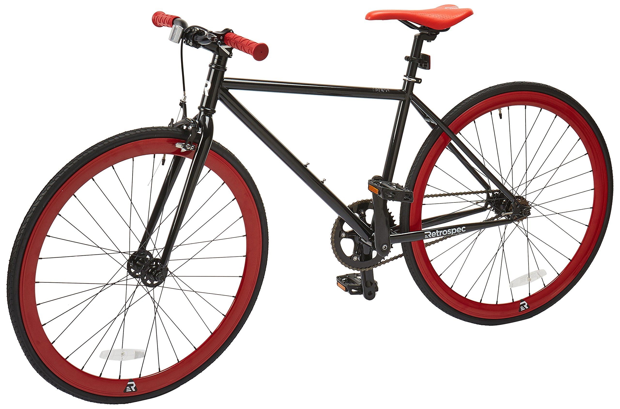 Retrospec Mantra Manillar de Bicicleta con rodamientos sellados ...