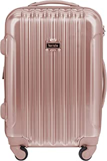Women's Alma Hardside Spinner Luggage, Rose Gold,...