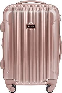 "Kensie 20""""Alma Carry-On TSA-Lock Spinner Luggage"