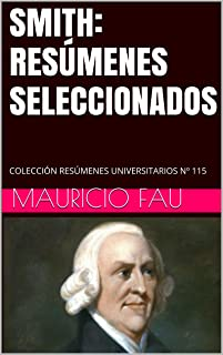 SMITH: RESÚMENES SELECCIONADOS: COLECCIÓN RESÚMENES UNIVERSITARIOS Nº 115