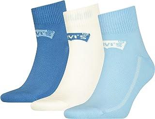 Levi's Mid Cut Batwing Logo Socks Chaussettes Mixte