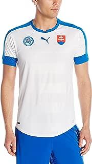 Men's Slovakia Home Replica Shirt
