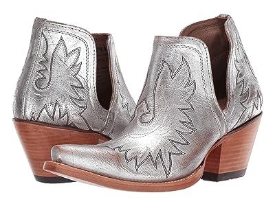 Ariat Dixon (Silver Metallic) Cowboy Boots