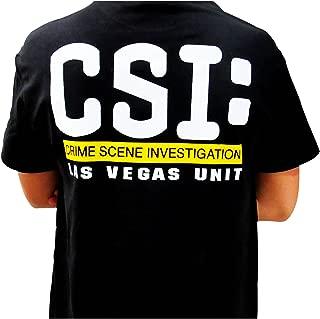 Las Vegas Crime Scene Investigation Unisex T-Shirt